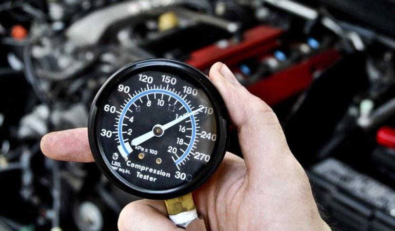 Как измерить компрессию в цилиндрах двигателя