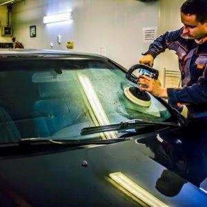 Полировка стекла автомобиля своими руками — самостоятельная полировка лобового стекла от А до Я (140 фото и видео)