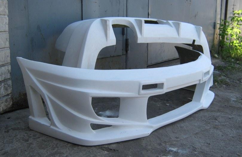 Внешний тюнинг автомобилей - как изменить дизайн машины своими руками