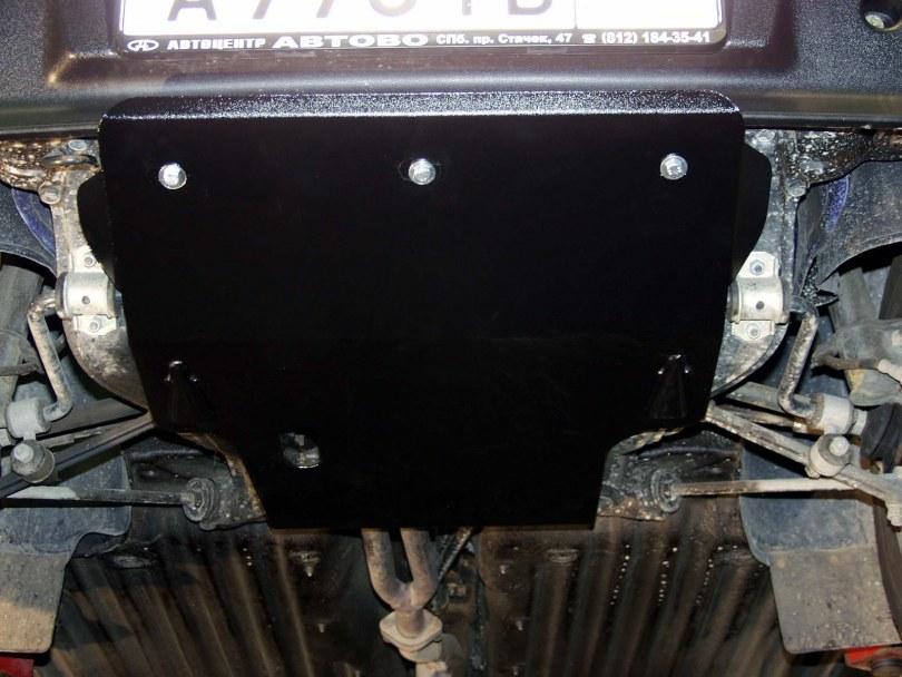 Защита картера двигателя на что обратить внимание при выборе