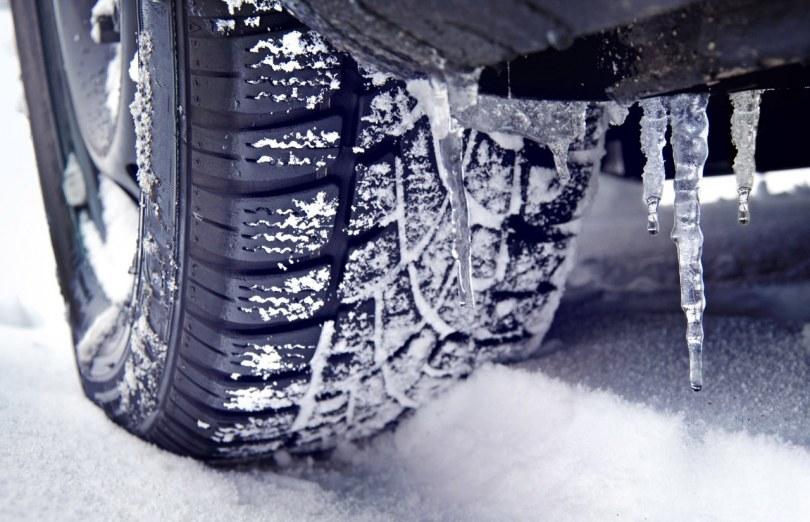 Давление в шинах автомобиля таблица зимой